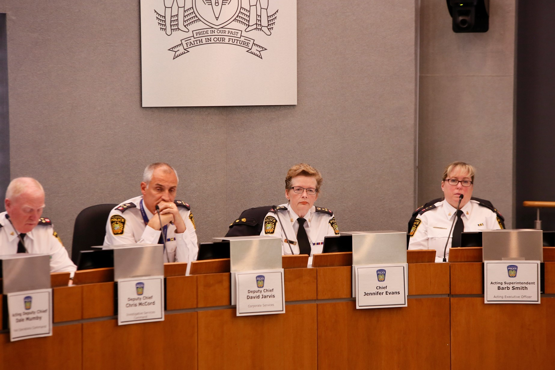 Peel police, local MPs look to Ottawa for money to help stem