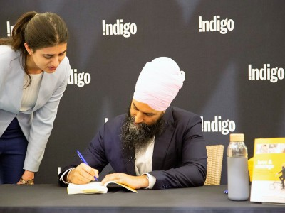A confessional: Jagmeet Singh's new memoir forgets the author's central story, why he wants to be Prime Minister