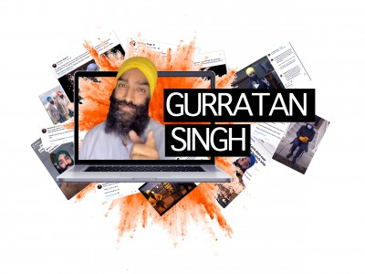 Advocacy for Brampton & personal branding: The two sides of Gurratan Singh's social media use