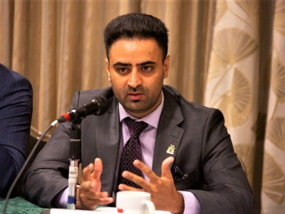 After being charged for operating illegal basement rental suites unclear if Brampton MPP Amarjot Sandhu has complied