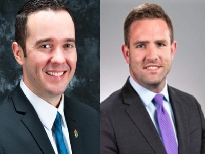 After their scandalous conduct rocked Niagara why did Brampton hire these two men to lead the city?