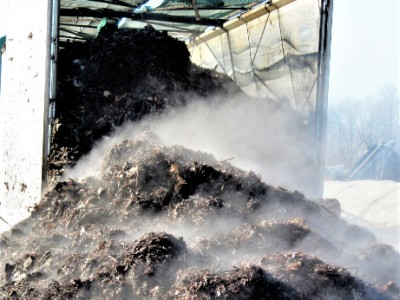 Anaerobic digestion facility set to revolutionize what happens to your green bin