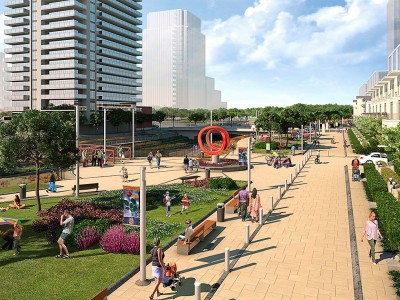 As climate change speeds up, federal funding flows into Brampton to help curb effects while Riverwalk plan pushes on