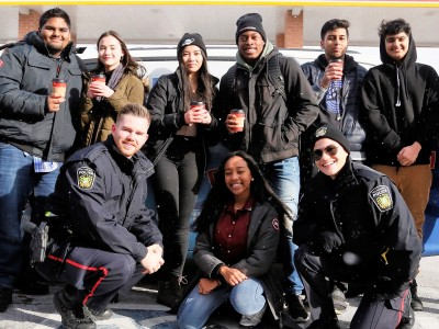 As youth violence spikes, Peel police double down on employment program