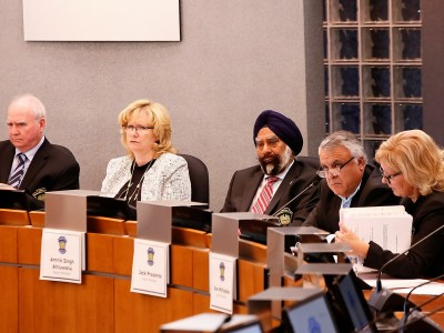 Bobble-heads on Peel's police board won't do, as residents demand protection from rising crime