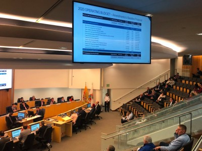 Brampton approves controversial tax freeze for 2020
