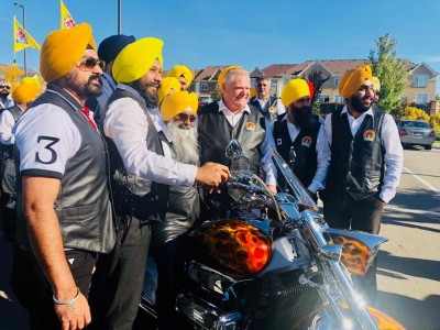 Brampton citizens, politicians and experts respond to Ford government plan to exempt Sikh-Canadians from wearing motorcycle helmets