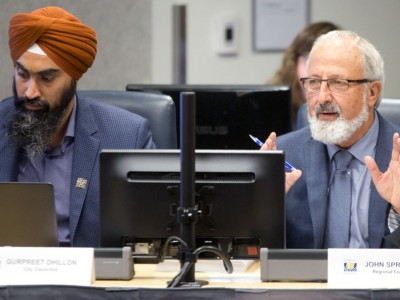 Brampton council puts city business on hold to campaign for re-election