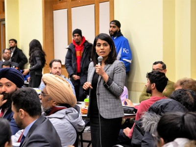 Brampton MPP Sara Singh sounds alarm on loss of provincial public health units; vaccination and opioid issues could be impacted