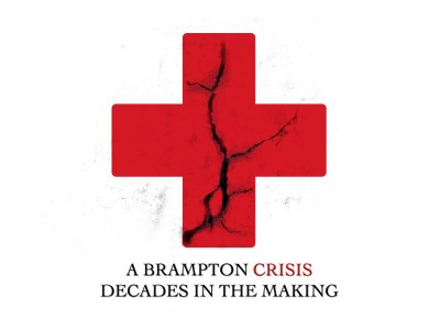Brampton's abandoned healthcare system: 'Why do we have to suffer?'