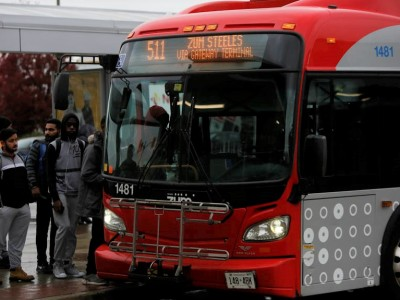 Brampton Transit waives fares in battle against COVID-19