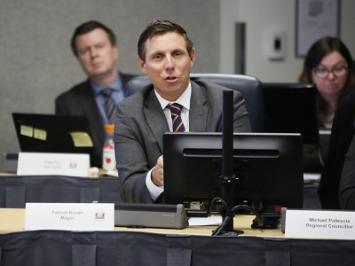 Brown gets city-budget proposal he wanted: Ford-style cuts rather than planning for the future