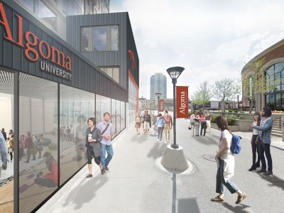 Councillors approve funding to expand Algoma University's downtown Brampton campus