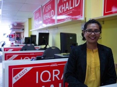 Death threats made Parliament no easy job for Iqra Khalid, but she's ready for more