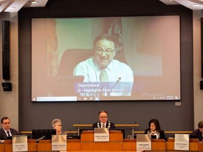 Deep schism over Mexit ruptures regional council