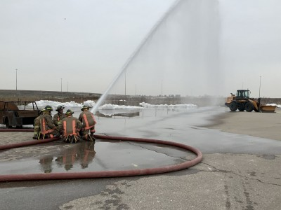 Fire service pushes critical infrastructure and education initiatives onto 2022 budget