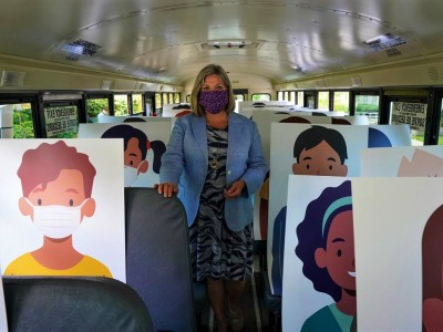 For students taking a school bus in September, parents face another layer of anxiety