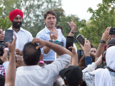 For Trudeau, Brampton and all of Canada, free trade is good, especially when we open new doors