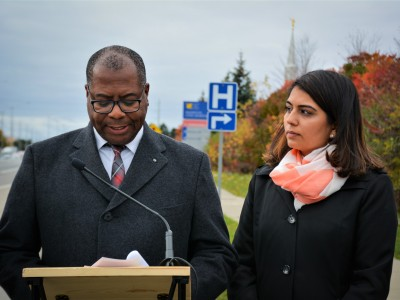 Ford said he would help Brampton's 'broken' COVID situation; MPP tabling motion demanding resources