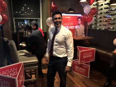Gagan Sikand ready to strike 'very hard' against gun violence upon returning to Parliament
