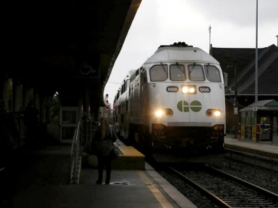 GO Transit users need not fear privacy breach, expert says