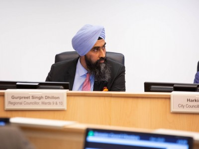 Gurpreet Dhillon fights to have integrity commissioner's report accusing him of sexual misconduct thrown out
