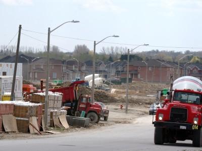 Housing development roaring along in Brampton, Bill 108 notwithstanding