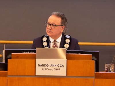 Iannicca acted unethically but watchdog clears him; Mississauga probably won't