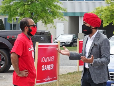 Iqwinder Gaheer: from humble beginnings to Liberal candidate for Mississauga—Malton