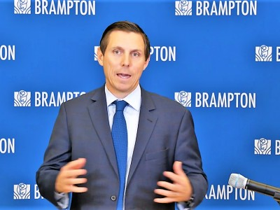 Mayor continues to mislead public about local testing numbers while Brampton sees increase in new cases