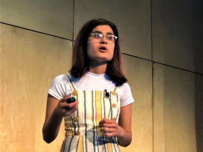 Meet the Mississauga teen tracking to join Zuckerberg, Musk and Gates