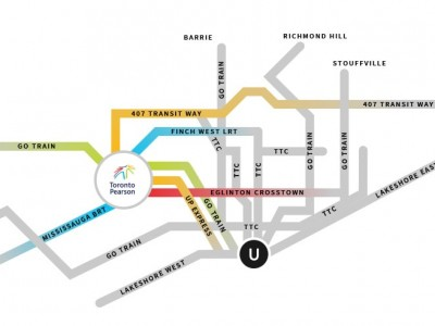 Milton GO and airport transit hub at the centre of unlocking Mississauga's transit potential