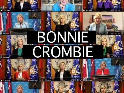 Mississauga Mayor Bonnie Crombie uses a small army to keep up her social media presence