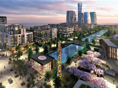 Mississauga's private $4.6B lakefront project expects taxpayers to cover environmental plans