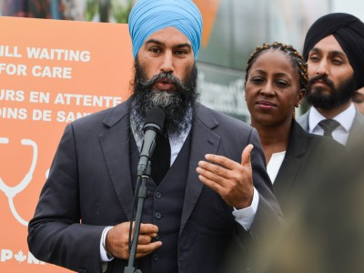 NDP commit to funding a new hospital in Brampton, alongside pharmacare for all Canadians