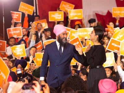"NDP criticizes Liberal failures in Peel; refutes claim that Jagmeet Singh's promises are ""disingenuous"""