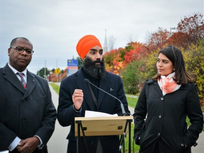 NDP will again force a vote on new hospital; calls on city's PC MPPs to show up this time
