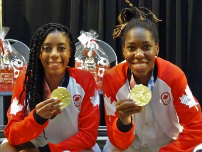 New Brampton soccer pitches will be named after gold medalists Kadeisha Buchanan & Ashley Lawrence; is a Canadian professional league next?