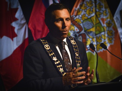 New Mayor Patrick Brown's inaugural address laser-focused on boosting Brampton's economy