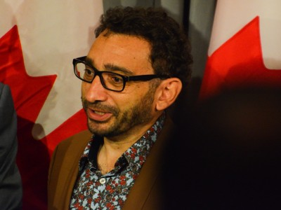 Omar Alghabra's advocacy takes place behind the scenes