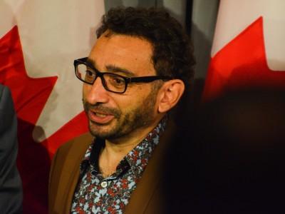 Omar Alghabra spent the last term looking outward