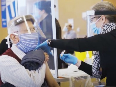 Ontario's vaccination plan isn't working for Peel