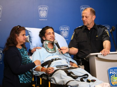Peel police, victim, appeal to community for help in solving tragic hit-and-run