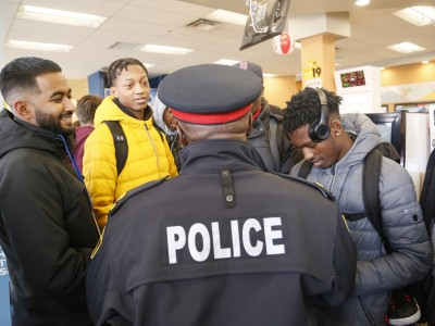 Peel Region councillors show support for a return to community police stations