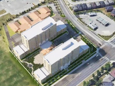 Proposal for seniors apartment towers labelled an 'abomination' by local residents