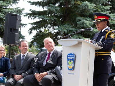 Province and Ottawa announce gang-violence funding and special bail team for Peel