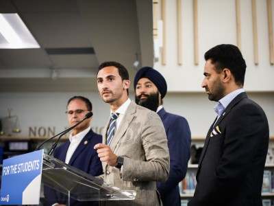 Province will end streaming of Grade 9 math in 2021, introduce harsher punishments for educators displaying racist behaviour