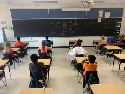 Province won't hear complaints from unions on safety concerns over back to school plan
