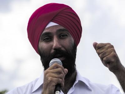 Raj Grewal not seeking re-election in Brampton East