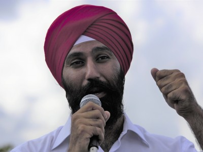 """Raj Grewal returns to Parliament, not resigning after receiving """"appropriate treatment"""""""